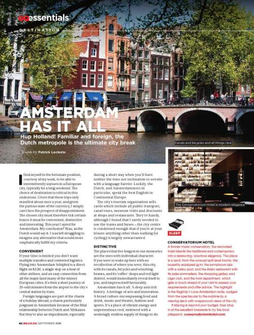 GQ Amsterdam 1