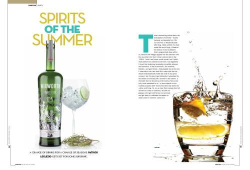 Prestige Magazine Oct 2017 Spirits p1