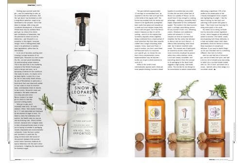 Prestige Magazine Oct 2017 Spirits p2