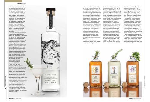 Prestige Magazine Oct 2017 Spirits p2