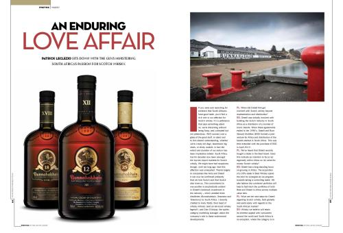 Prestige Magazine Oct 2017 Whisky p1
