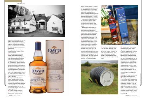 Prestige Magazine Oct 2017 Whisky p2