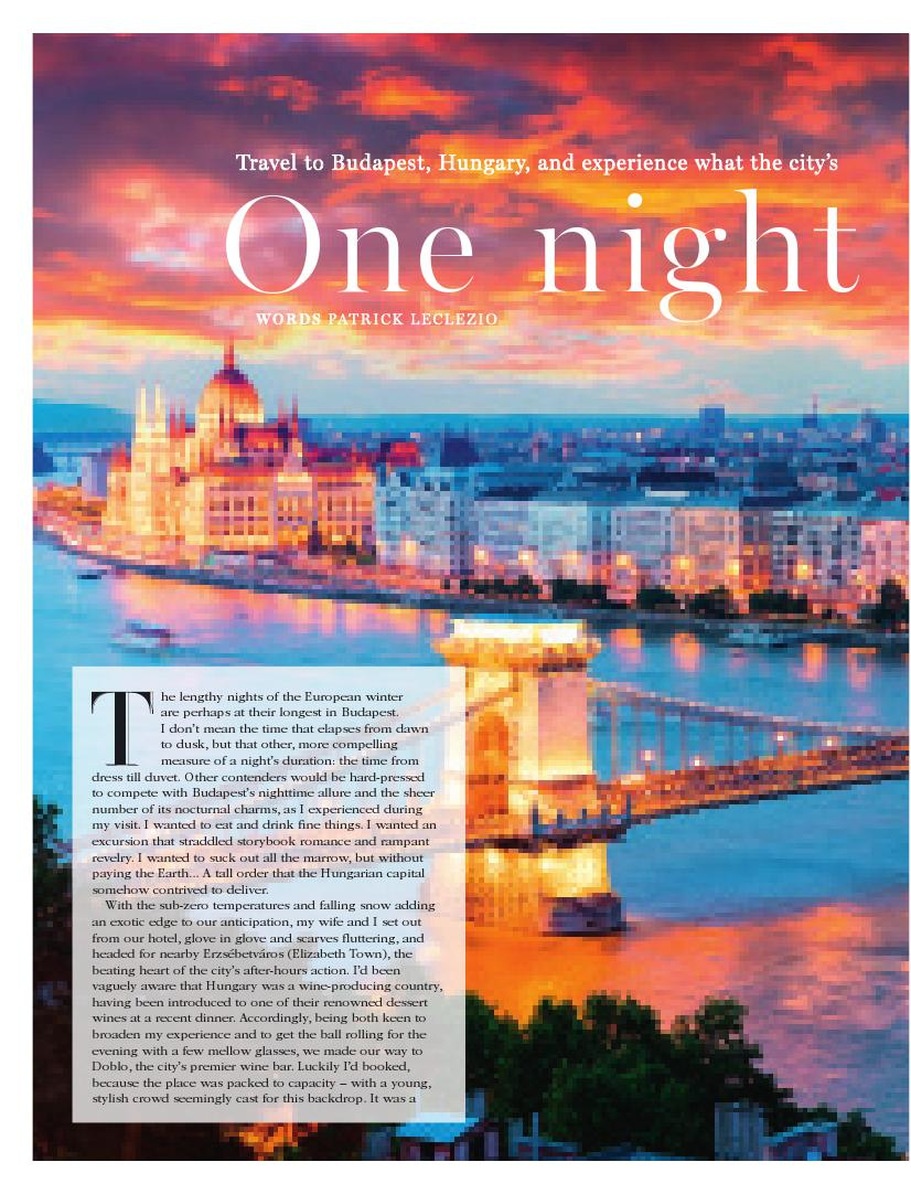 Marie Claire Budapest p1