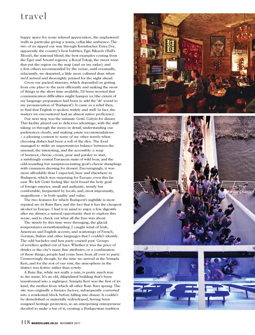 Marie Claire Budapest p3