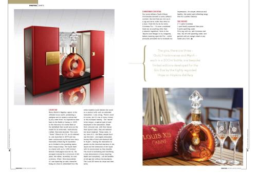 Prestige Magazine Dec 2017 Spirits p2