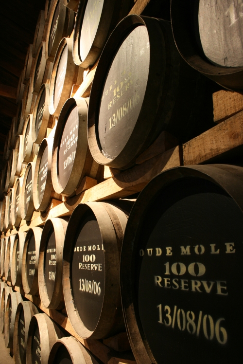 Brandy casks